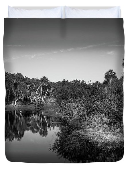 Frog Creek 2 Duvet Cover