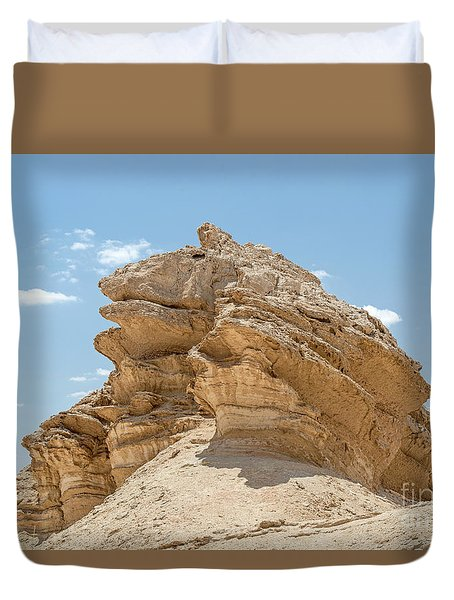 Frog Rock Duvet Cover
