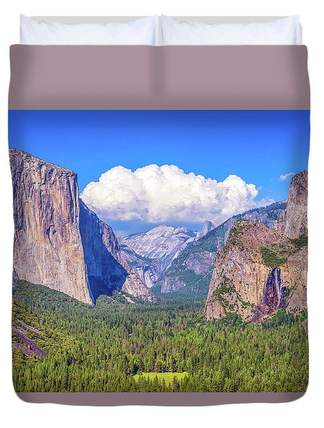 From Artist Point Duvet Cover