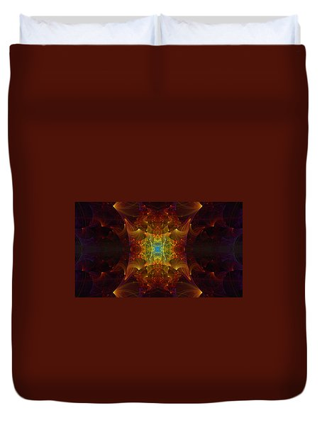 From Chaos Arisen Duvet Cover