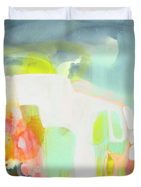 From China With Love Duvet Cover
