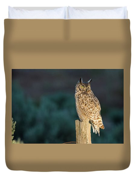 From Dusk Til Dawn Duvet Cover