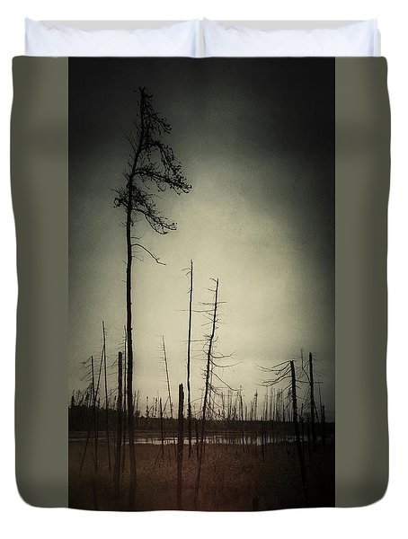 From The Ashes Duvet Cover