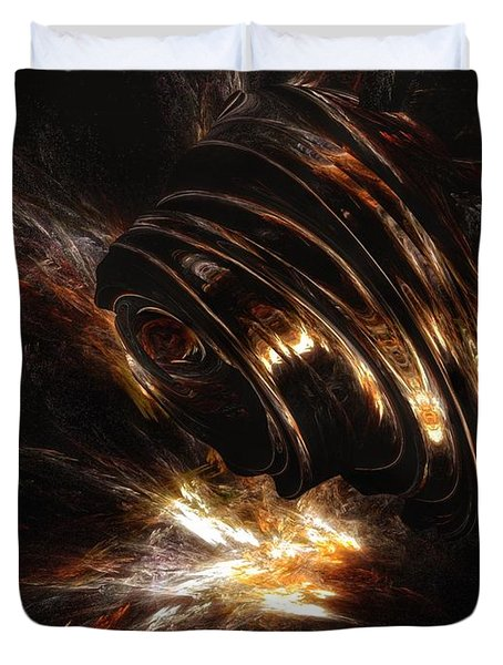 From The Beyond Duvet Cover