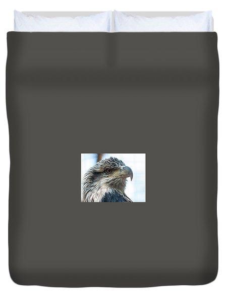 From The Bird's Eye Duvet Cover