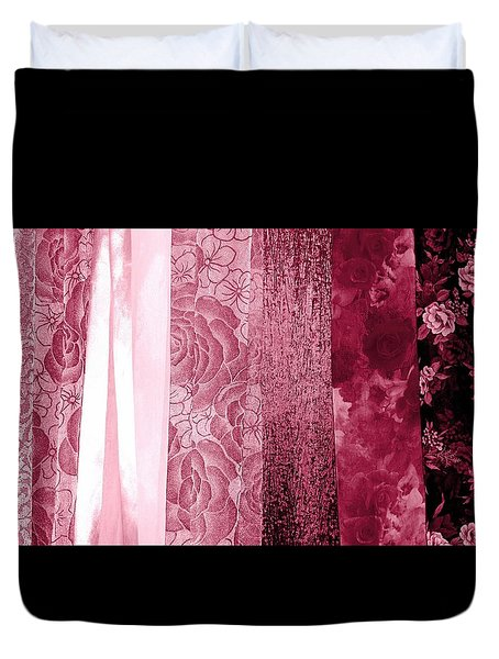 From The Chiffonier Duvet Cover by Danielle R T Haney