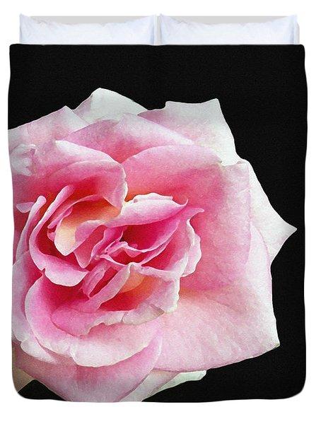 From The Rose Garden Duvet Cover