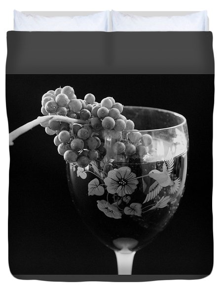 From The Vine Duvet Cover