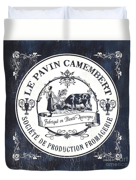 Fromage Label 1 Duvet Cover