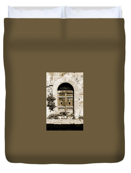 Front Door Duvet Cover
