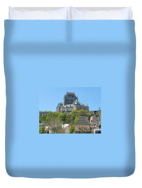 Frontenac Duvet Cover