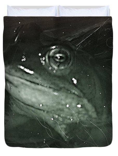 Froschel Duvet Cover