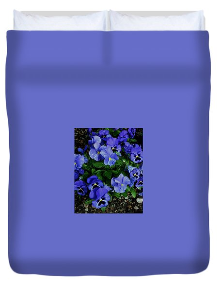 Frowners Duvet Cover