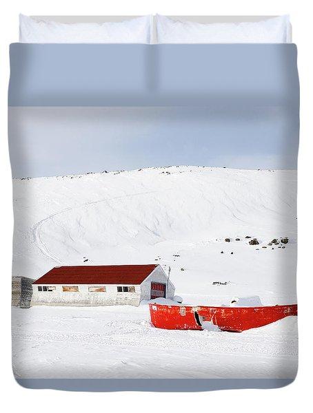 Frozen Life Duvet Cover