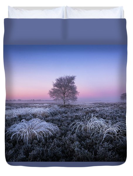 Frozen Duvet Cover