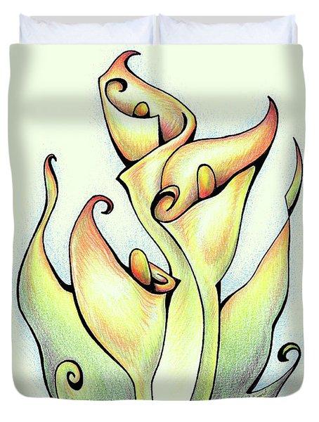 Fruit Of The Spirit Series 2 Faithfulness Duvet Cover