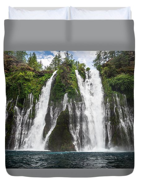 Full Frontal View Duvet Cover
