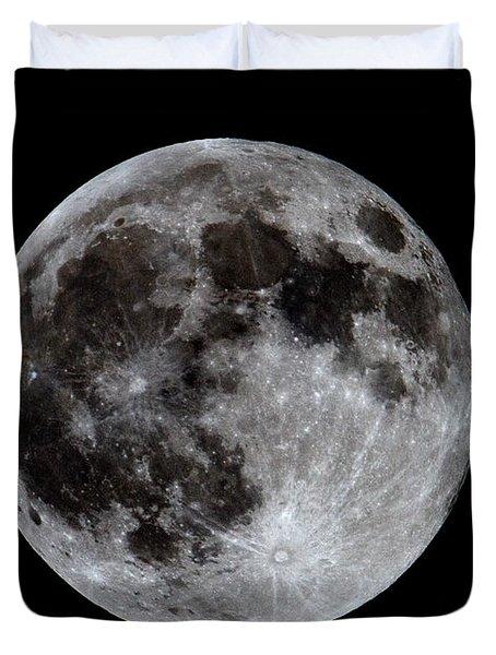 Full Moon Duvet Cover