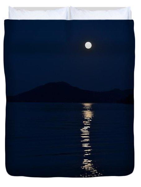Full Moon Fishtail Duvet Cover