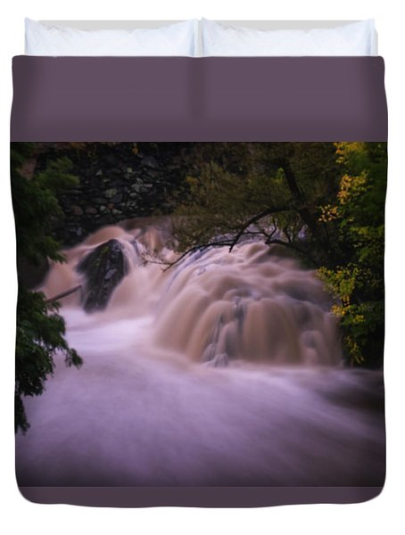 Full Whetstone II Duvet Cover by Tom Singleton