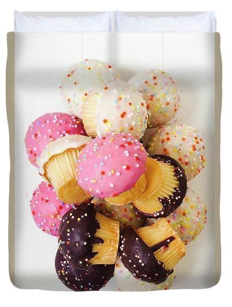 Fun Sweets Duvet Cover