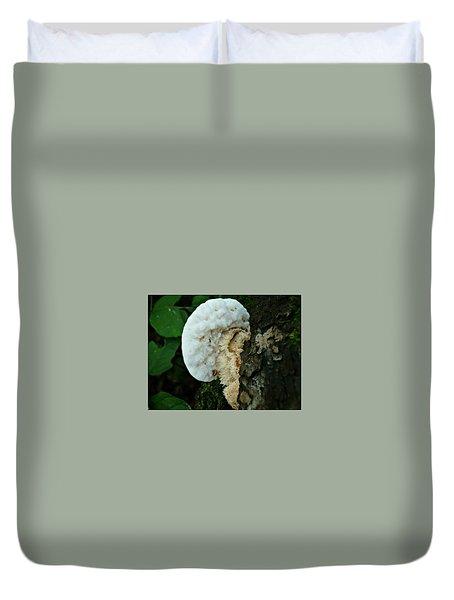 Fungus Duvet Cover