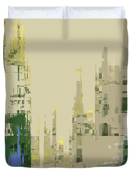 Futura Circa 66 Duvet Cover