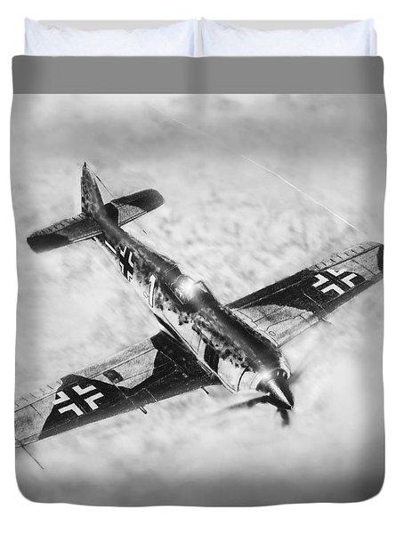 Fw-109a Duvet Cover