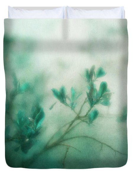 In The Deep Forest 3 Duvet Cover