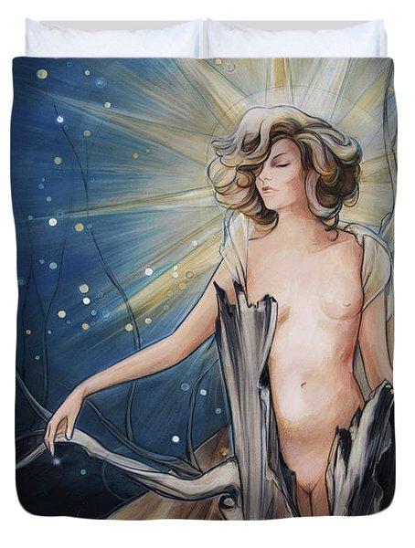 Gaia Duvet Cover
