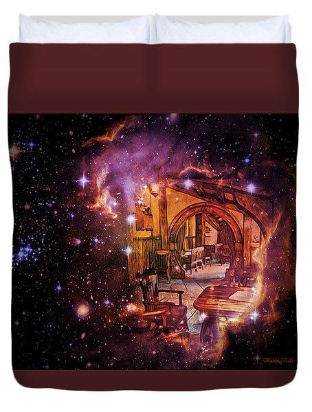 Galaxy Quest Duvet Cover