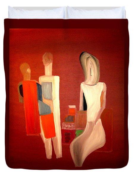 Galeries Lafayette Duvet Cover