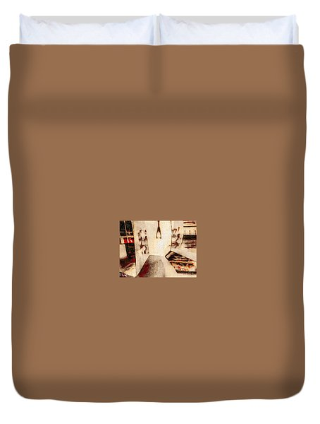 Gallery Duvet Cover by William Wyckoff