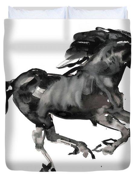 Gallop Duvet Cover