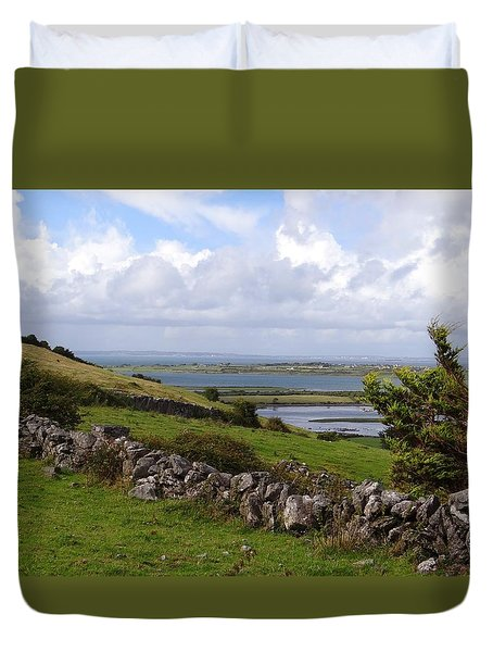 Galway Bay Duvet Cover
