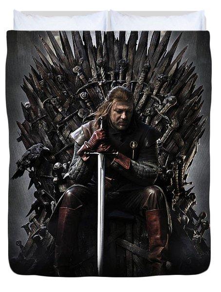Game Of Thrones 2011 Duvet Cover