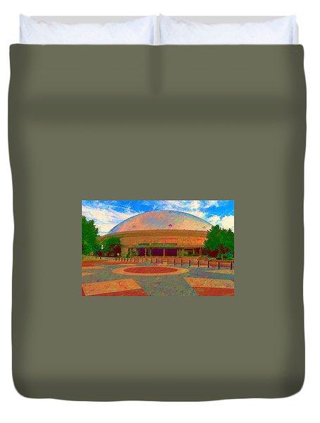 Gampel Uconn Duvet Cover