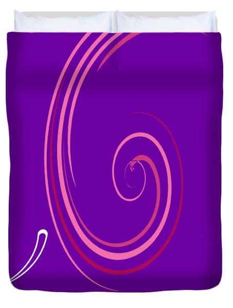 Ganesha Design Duvet Cover