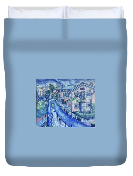 Garay  Duvet Cover