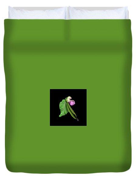 Garden Bean Duvet Cover