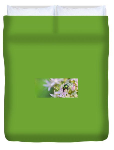 Garden Brunch Duvet Cover