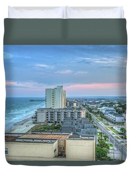Garden City Beach Duvet Cover