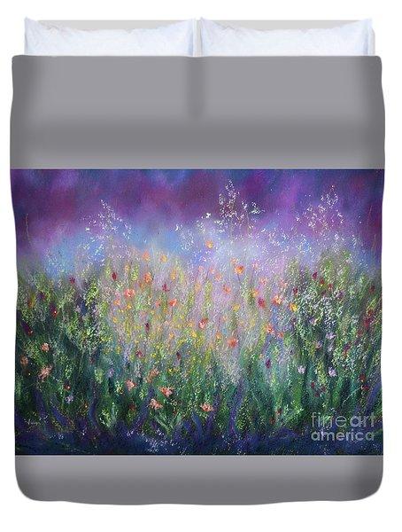 Garden Dreams Duvet Cover