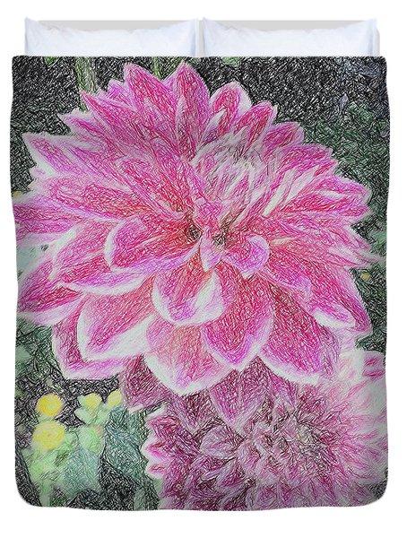 Garden Fresh  Duvet Cover