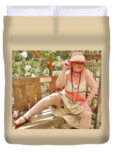 Garden Gypsy Duvet Cover