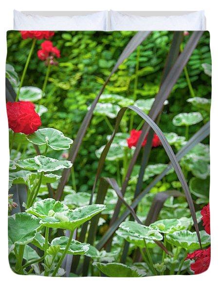 Garden Of Dreams Duvet Cover