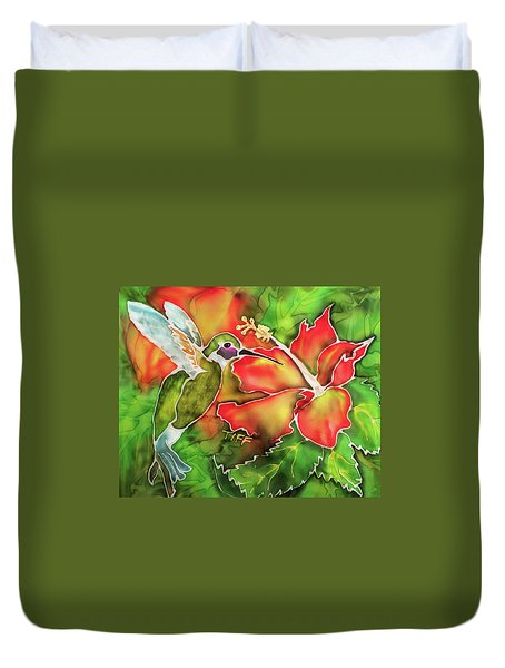 Garden Treasures Duvet Cover
