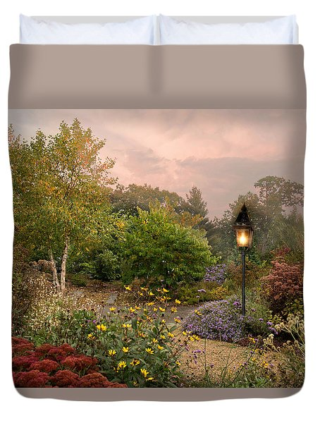 Garden Whispers Duvet Cover