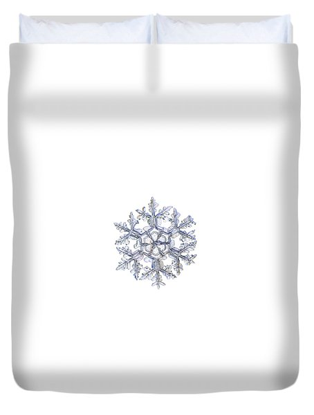 Gardener's Dream, White Version Duvet Cover