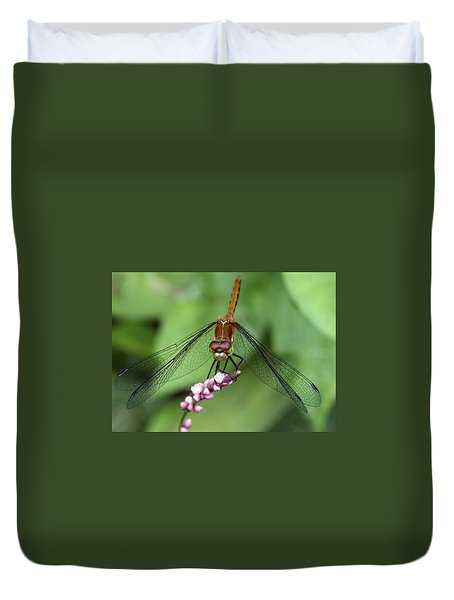Gardener's Friend Duvet Cover